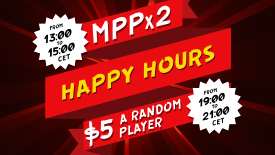 Happy hours promotion