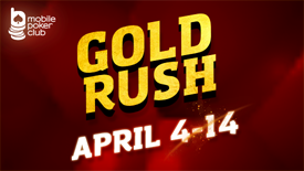 Gold Rush starts soon!