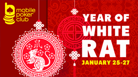 The Year of the White Rat!