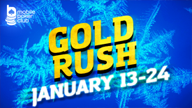 Get ready for the Gold Rush that is coming back to the Club!