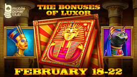 The Bonuses of Luxor