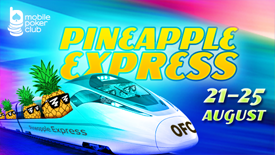 The Pineapple Express is taking off!