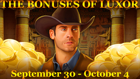 The Bonuses of Luxor at Mobile Poker Club