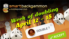 Join the Week of doubling April 12-18!
